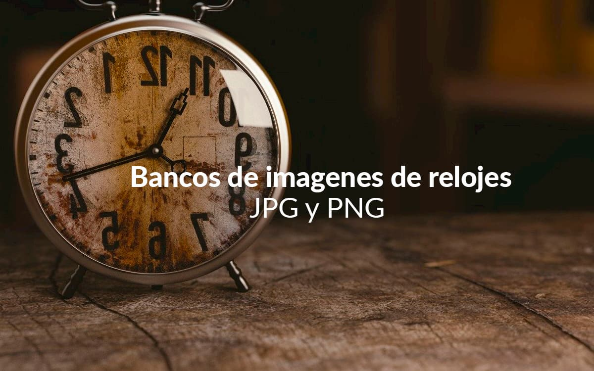 Bancos de imágenes de relojes