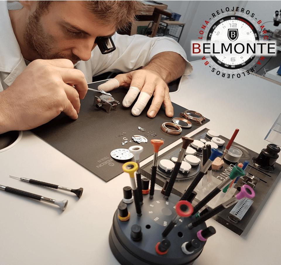 relojeros en Barcelona relojeros belmonte