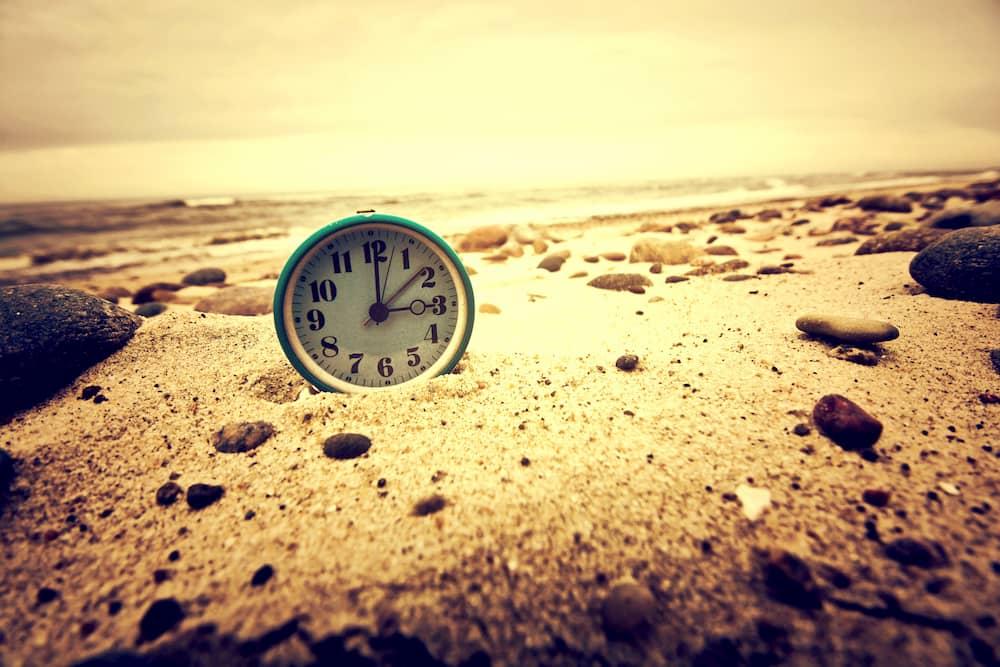 El tiempo y su origen