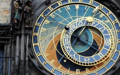 Eduardo Álvaro Peral habla sobre el reloj astronómico de Praga