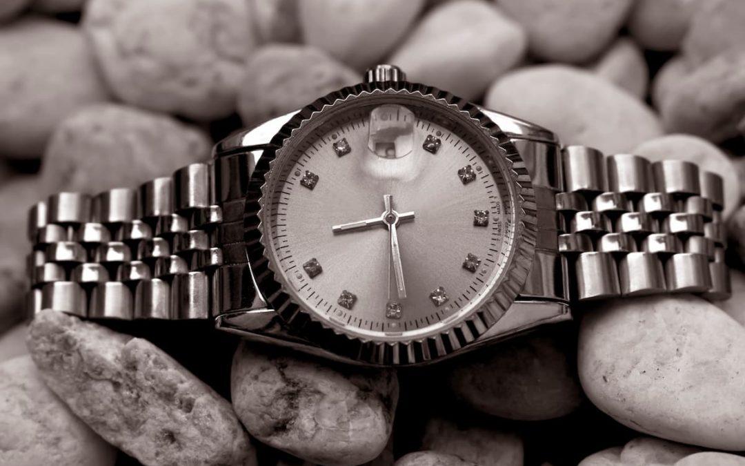 Las modelos de cristales de los relojes que existen