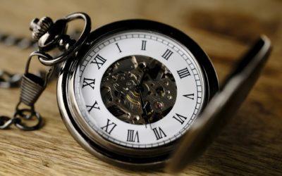 Relojes de bolsillo: historia y tipos